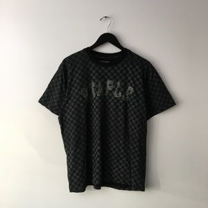 Staple Checker Board Graphic Tee
